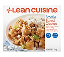Lean Cuisine Comfort Entree Baked Chicken - 8.62 Oz