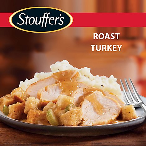 STOUFFERS Classics Meal Roast Turkey - 9.625 Oz