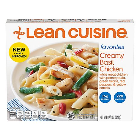 Lean Cuisine Marketplace Entree Creamy Basil Chicken with Tortellini - 8.5 Oz