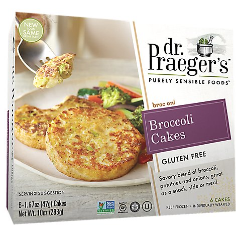 Dr Prager Broccoli Pancake - 12 Oz
