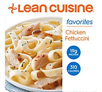 Lean Cuisine Favorites Entree Chicken Fettucini - 9.25 Oz