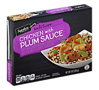 Eating Right Frozen Meal Five Grain Chicken With Plum Sauce - 9 Oz.