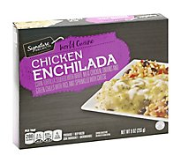Signature SELECT Frozen Meal Chicken Enchilada - 9 Oz