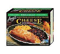 Amys Whole Meals Enchilada Dinner Cheese - 9 Oz