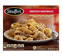 STOUFFERS Classics Meal Swedish Meatballs - 11.5 Oz