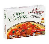 Mon Cuisine Chicken And Rice Mediterranean Dinner - 10 Oz