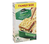 Signature SELECT Frozen Food Lasagna Six Vegetable - 40 Oz