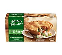 Marie Callenders Entree Pot Pie Chicken - 4-10 Oz