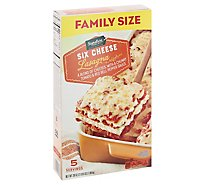 Signature SELECT Frozen Lasagna Italian Six Cheese - 40 Oz