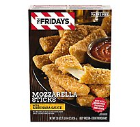 TGI Fridays Mozzarella Sticks - 30 Oz