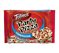 Totinos Party Pizza Combination Frozen - 10.7 Oz