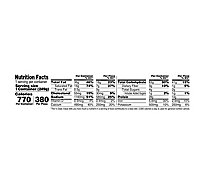 Red Baron Pizza French Bread Singles Five Cheese & Garlic 2 Count - 8.8 Oz