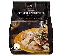 Signature SELECT Ravioli Portobello Mushroom - 25 Oz