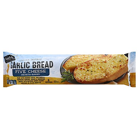 Signature SELECT Garlic Bread Five-Cheese - 11 Oz