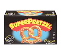 SuperPretzel Soft Pretzels Fully Baked Original - 13 Oz