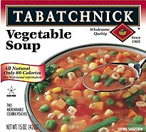 Tabatchnick Vegetable Soup - 15 Oz