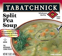 Tabatchnick Green Pea Soup - 15 Oz