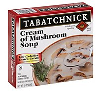 Tabatchnick Cream Of Mushroom Soup - 15 Oz