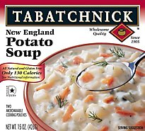 Tabatchnick Soup Potato Old Fashioned Pouches 2 Count - 15 Oz