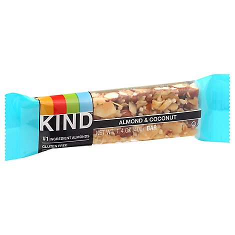 KIND Bar Fruit & Nut Almond & Coconut - 1.4 Oz
