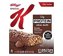Special K Protein Meal Bars Double Chocolate (6 Count) 9.5 oz