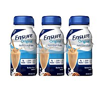 Ensure Original Nutrition Shake Ready To Drink Butter Pecan - 6-8 Fl. Oz.