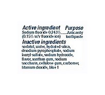 Crest Toothpaste Fluoride Anticavity Tartar Protection Regular Paste - 5.7 Oz.