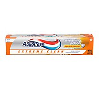 Aquafresh Toothpaste Extreme Clean Whitening - 5.6 Oz