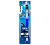 Oral-B Pulsar ToothBrush Soft Expert Clean Battery Powered - Each