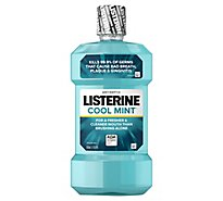 LISTERINE Mouthwash Antiseptic Cool Mint - 500 Ml