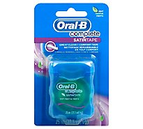 Oral-B Complete Satin Tape Mint - Each
