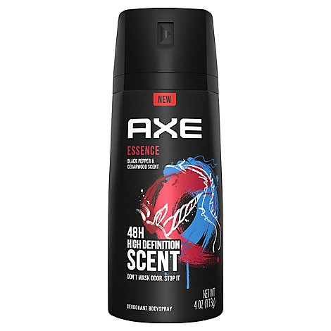 AXE Daily Fragrance Essence - 4 Oz