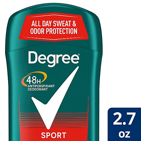 Degree For Men Dry Protection Anti-Perspirant Stick Sport - 2.7 Oz