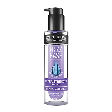 John Frieda Frizz-Ease Extra Strength Hair Serum - 1.69 Fl. Oz.