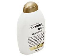 OGX Shampoo Coconut Milk Nourishing - 13 Fl. Oz.