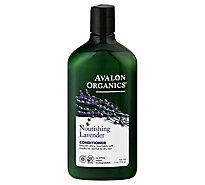 Avalon Organics Hair Conditioner Nourishing Lavender - 11 Oz
