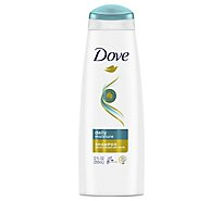 Dove Nutritive Solutions Shampoo Daily Moisture - 12 Oz