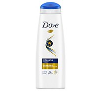 Dove Nutritive Solutions Shampoo Strengthening Intensive Repair - 12 Oz