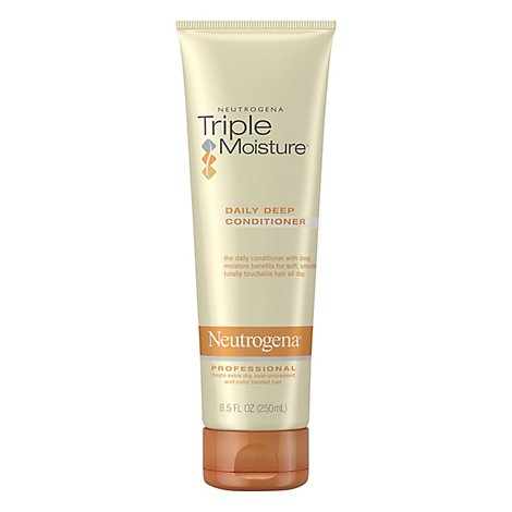 Neutrogena Triple Moisture Daily Deep Conditioner - 8.45 Fl. Oz.