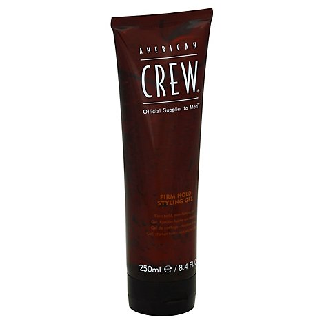 American Crew Styling Gel Firm Hold - 8.4 Fl. Oz.