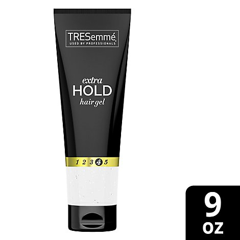 TRESemme Hair Gel Extra Hold - 9 Oz