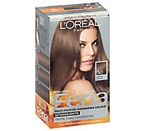 Feria Multi-Faceted Shimmering Colour 3x Highlights Medium Havana Brown 50 - Each