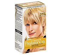 Superior Preference Fade-Defying Color + Shine System Lightest Natural Blonde 9 1/2nb - Each