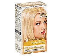 LOreal Superior Preference Les Blondissimes Hair Color Extra Light Natural Blonde Lb02 - Each