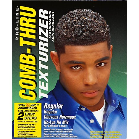 Pro-Line Comb Hair Care Thru Texturizer Sensitive - Each