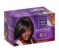 Dark And Lovely Hair Care Relaxer Kit Plus - Each