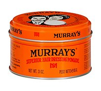 Murrays Pomade Superior Hair Dressing - 3 Oz