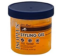 Isoplus Styling Gel - 6 Oz