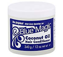 Blue Magic Hair Conditioner Coconut Oil - 12 Fl. Oz.