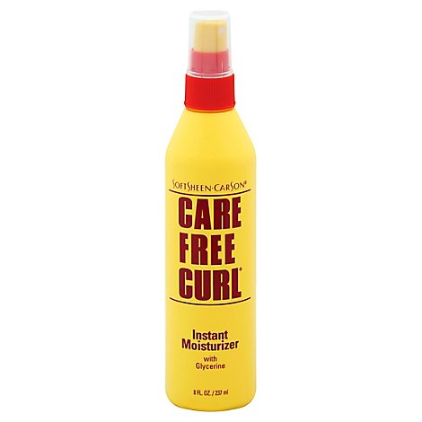 Soft Sheen Hair Care Carefree Curl Moisturizer - 8 Fl. Oz.